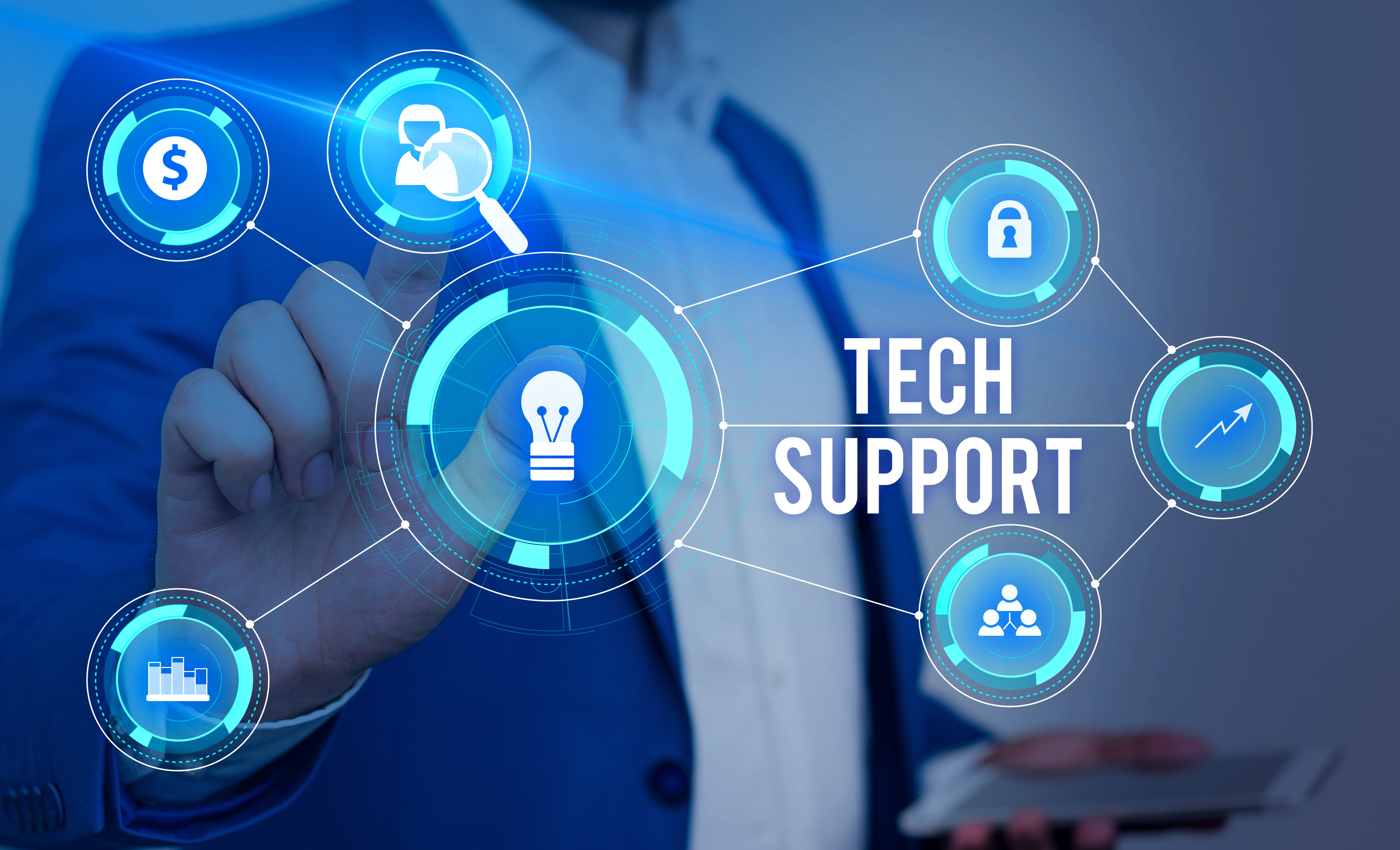 Remote Technical Suport